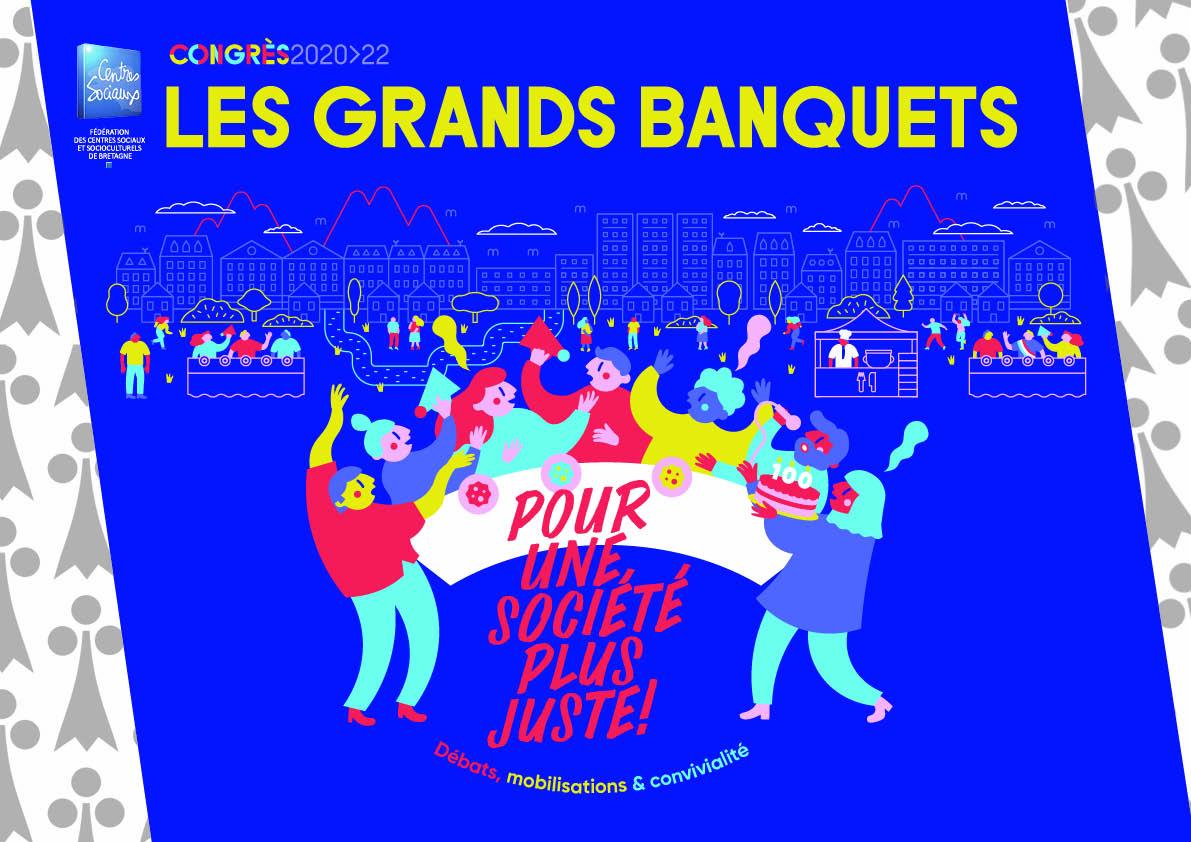 Affiche banquet regional