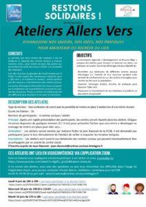 thumbnail of Atelier Aller Vers