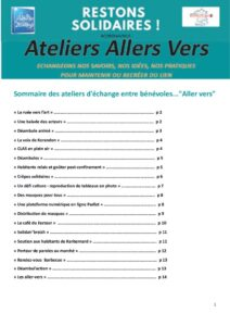 thumbnail of Restitution Fiches Ateliers aller vers