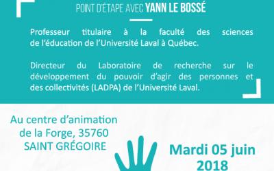 Journée régionale du Développement du Pouvoir d'Agir