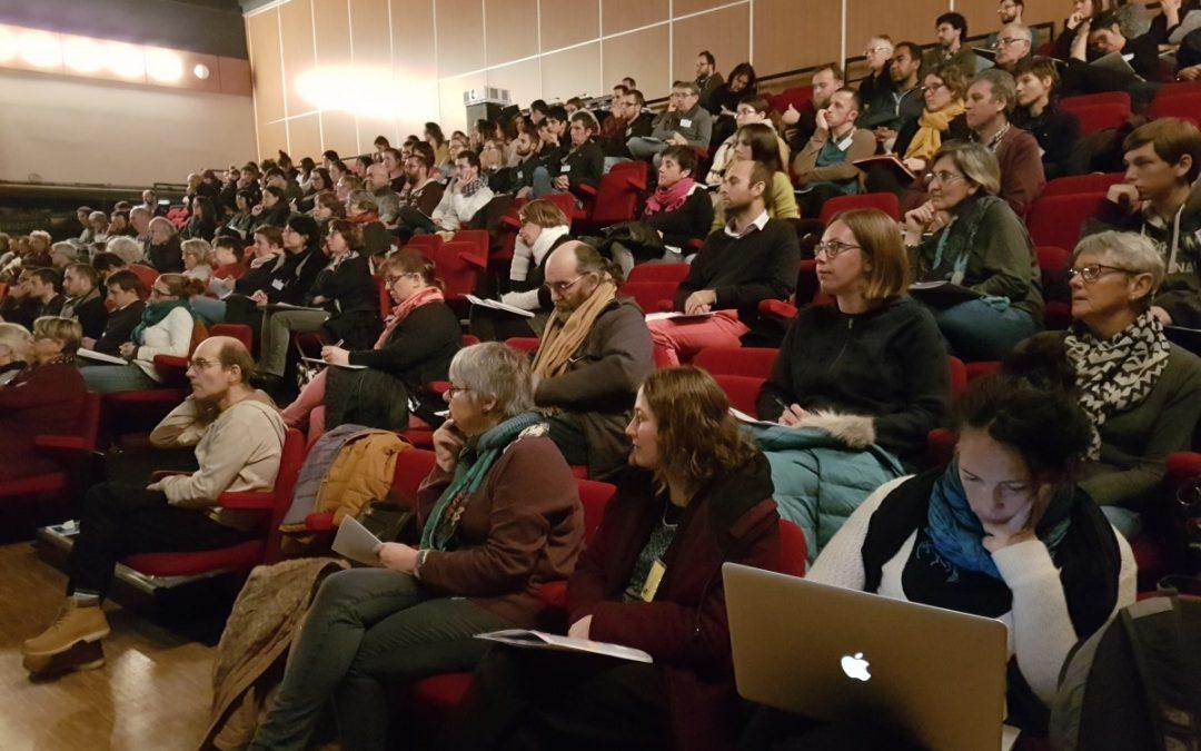 Samedi 24 novembre : 180 professionnels, élus et jeunes à la 4ème Journée Jeunesse de Briec
