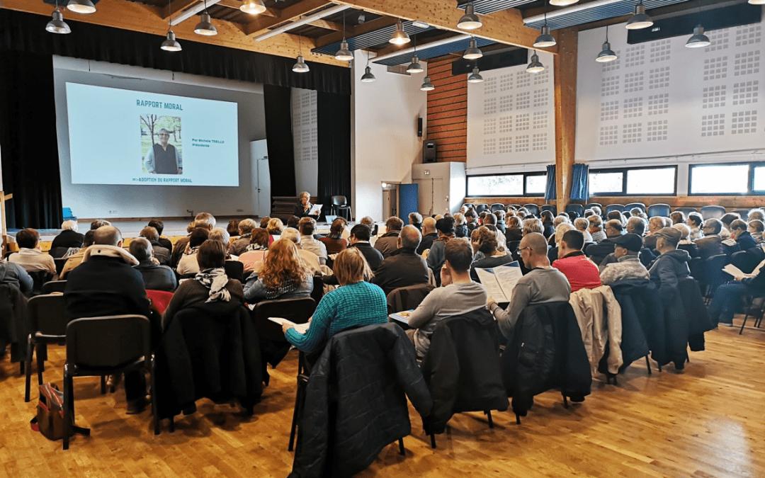 L'Assemblée Générale de la FCSB 2019 !