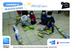 Centre Socioculturel Le Rohan_Recup Igloo