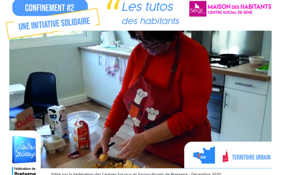 Initiatives solidaires – Confinement #2, La suite !