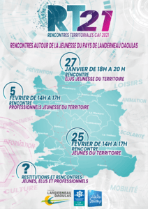 Rencontres territoriales jeunesse Landerneau 2021 FCSB