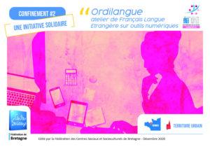 Carrefour 18_Ordilangue, atelier de Français Langue Etrangère